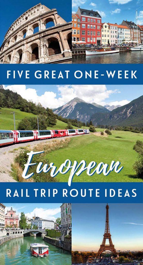 Europe Rail Trip Global