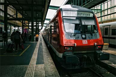Swiss Rail Train Europe